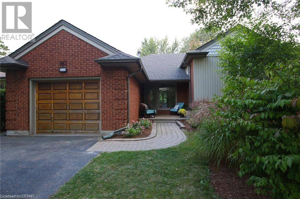 House for sale at 183 Highview Ave West London Ontario - MLS: 234975