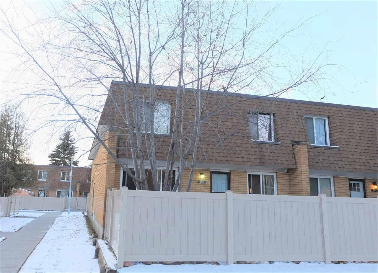 Townhouse for sale at 183 Londonderry Sq Nw Edmonton Alberta - MLS: E4181598