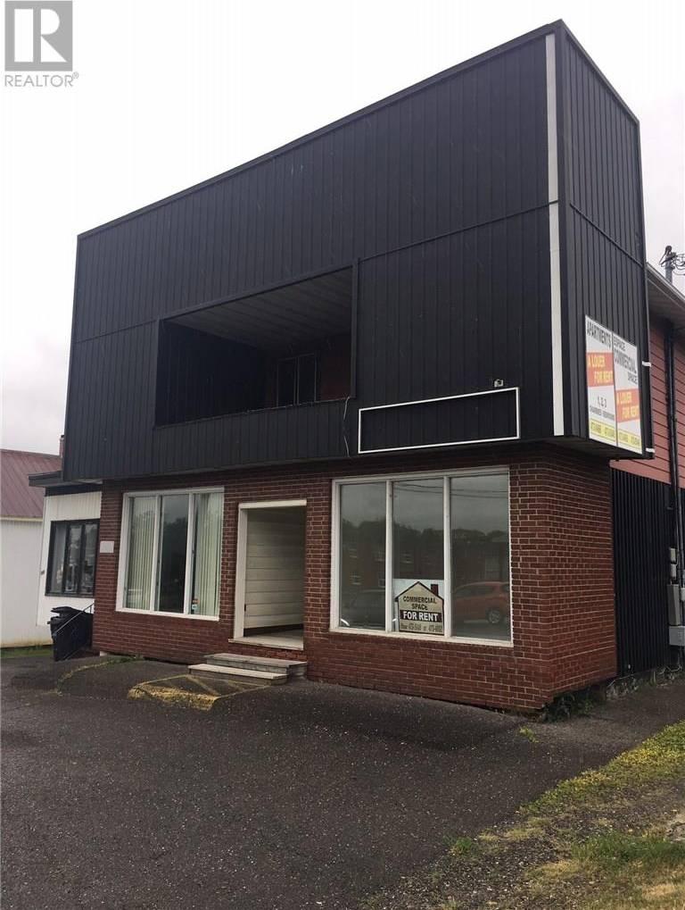Townhouse for sale at 183 Main  Grand Falls New Brunswick - MLS: M124878