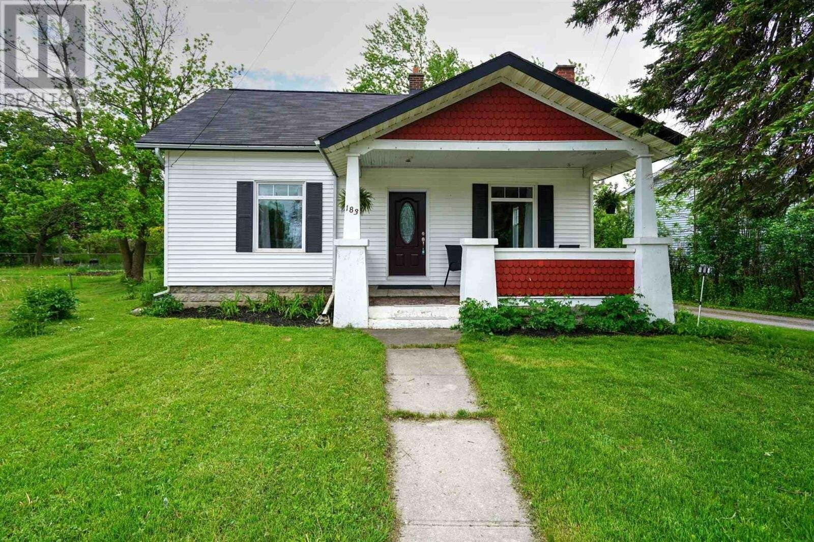 House for sale at 183 Main St N Odessa Ontario - MLS: K20002823