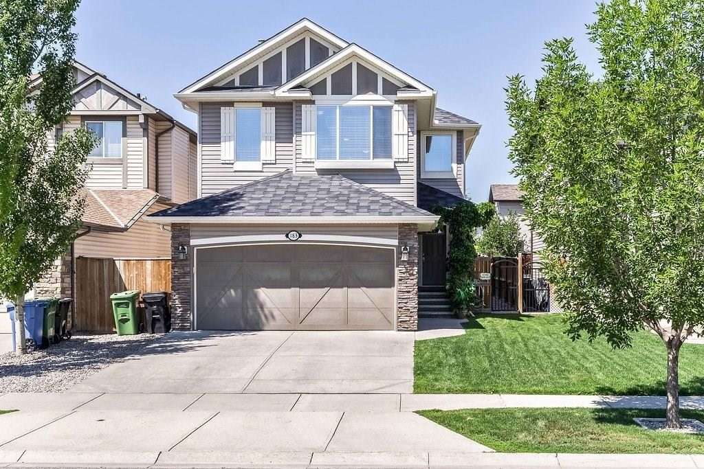 Sold: 183 New Brighton Drive Southeast, Calgary, AB