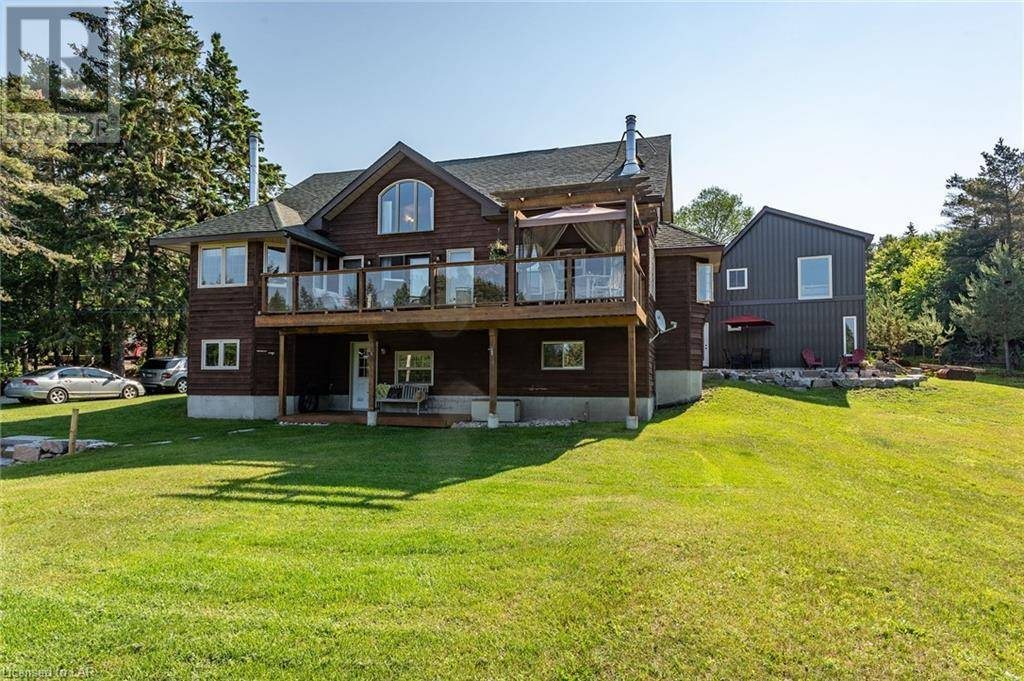 House for sale at 183 Pevensey Rd Burk's Falls Ontario - MLS: 231564