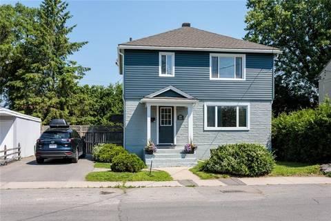 House for rent at 183 Prince Albert St Ottawa Ontario - MLS: 1161244