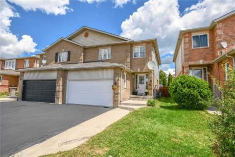 Townhouse for sale at 183 Professor Day Dr Bradford West Gwillimbury Ontario - MLS: N4851767
