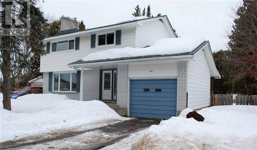 House for sale at 183 Ridge Rd Deep River Ontario - MLS: 1187069