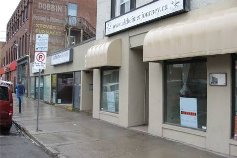 Commercial property for lease at 183 Simcoe St Peterborough Ontario - MLS: X4434133