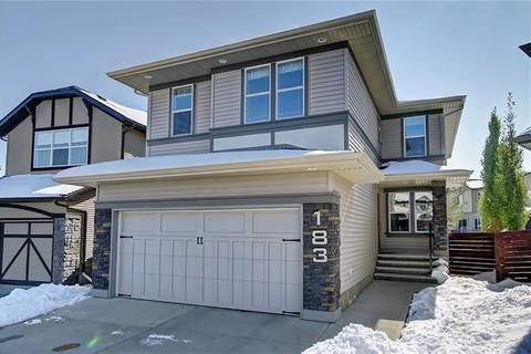 House for sale at 183 Sliverado Plains Cs Southwest Calgary Alberta - MLS: C4271972
