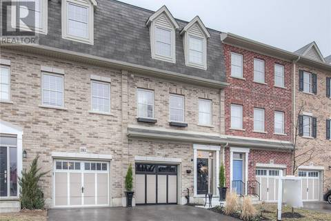 Townhouse for sale at 183 St Leger St Kitchener Ontario - MLS: 30723018