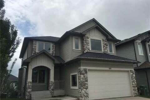 House for sale at 183 Sunset Cs Cochrane Alberta - MLS: C4305365