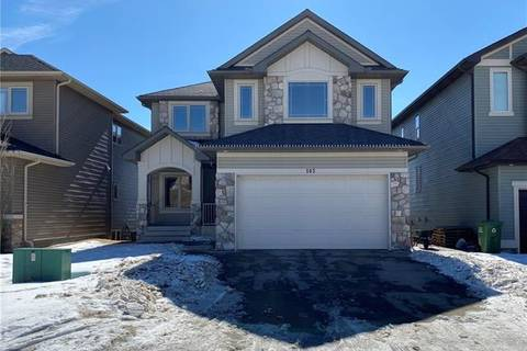 House for sale at 183 Sunset Cs Cochrane Alberta - MLS: C4292562