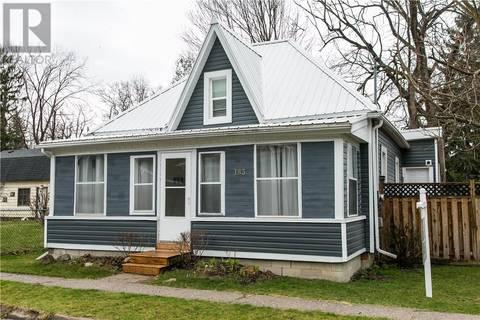 House for sale at 183 Sydenham St Port Stanley Ontario - MLS: 188454
