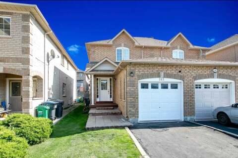 Townhouse for sale at 183 Tiller Tr Brampton Ontario - MLS: W4922466