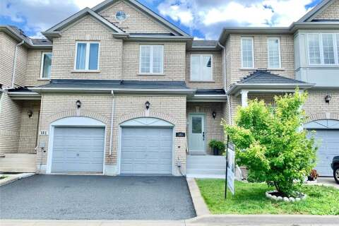 Townhouse for sale at 183 Tom Taylor Cres Newmarket Ontario - MLS: N4860518