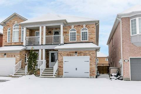 Townhouse for sale at 183 Warwick Cres Newmarket Ontario - MLS: N4662922