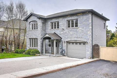 House for sale at 1830 Appleview Rd Pickering Ontario - MLS: E4449870