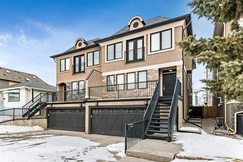 Townhouse for sale at 1830 Westmount Rd Northwest Calgary Alberta - MLS: C4285710