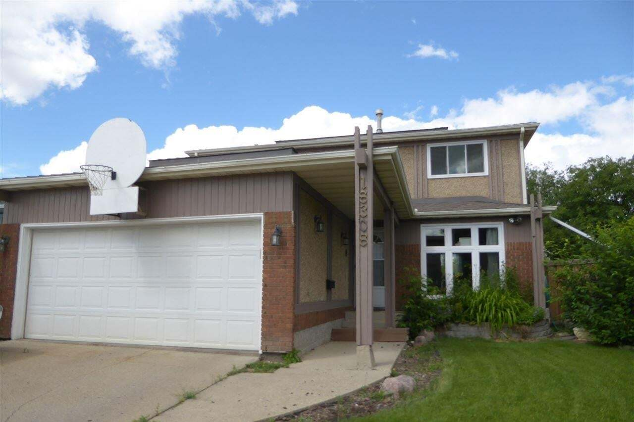 House for sale at 18308 78 Av NW Edmonton Alberta - MLS: E4204149