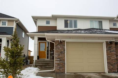 Townhouse for sale at 1831 Baywater Dr Southwest Airdrie Alberta - MLS: C4282335