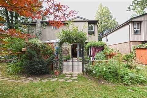 Townhouse for sale at 1831 Hyde Mill Cres Mississauga Ontario - MLS: W4734636