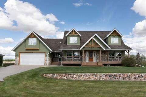 House for sale at 18318 Highway 26  Rural Camrose County Alberta - MLS: CA0193053