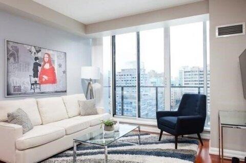 Apartment for rent at 111 Elizabeth St Unit 1832 Toronto Ontario - MLS: C5084225