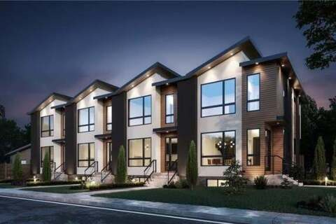 Townhouse for sale at 1832 24 Ave Northwest Calgary Alberta - MLS: C4297963