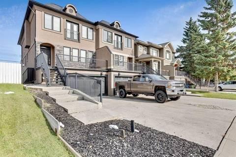 Townhouse for sale at 1832 Westmount Rd Northwest Calgary Alberta - MLS: C4271927