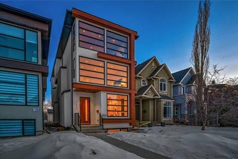 House for sale at 1833 Broadview Rd Northwest Calgary Alberta - MLS: C4288493