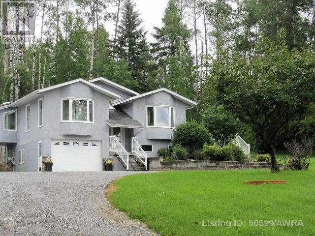 House for sale at 18332 Township Rd Edson Alberta - MLS: 50599