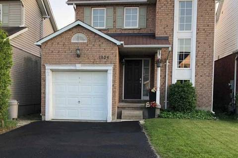 House for sale at 1834 Dalhousie Cres Oshawa Ontario - MLS: E4512783