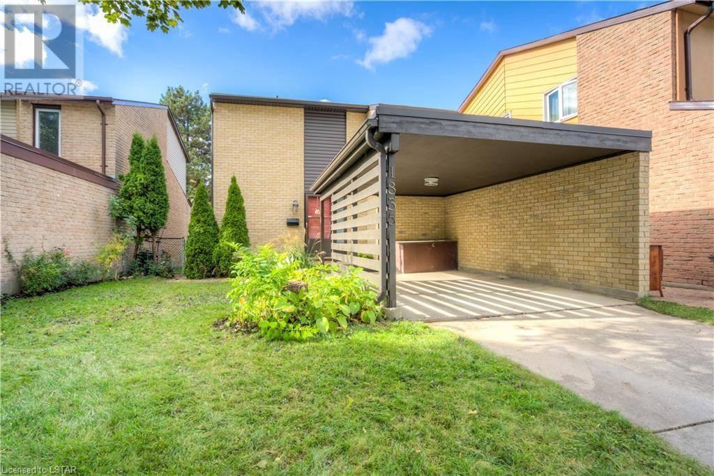 House for sale at 1835 Aldersbrook Rd London Ontario - MLS: 226971