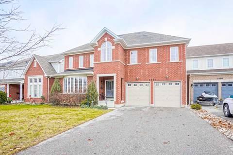 House for sale at 1836 Badgley Ct Oshawa Ontario - MLS: E4674269