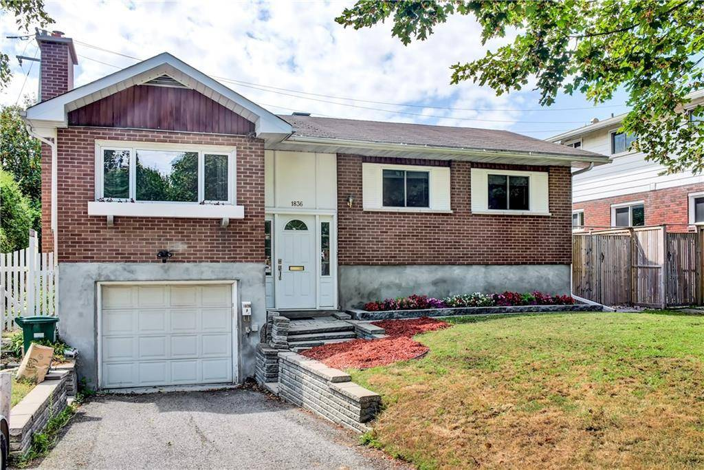House for sale at 1836 Florida Ave Ottawa Ontario - MLS: 1165296
