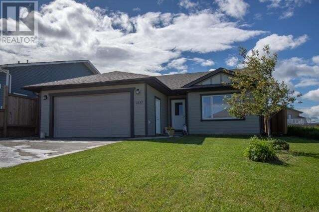 House for sale at 1837 83 Ave Dawson Creek British Columbia - MLS: 184464