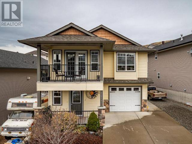 House for sale at 1837 Grouse Ct Kamloops British Columbia - MLS: 154454