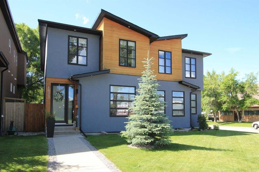 Townhouse for sale at 1839 19 Ave Northwest Calgary Alberta - MLS: A1011423