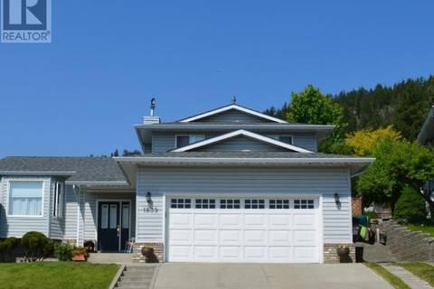 House for sale at 1839 Pineridge Dr Merritt British Columbia - MLS: 150481