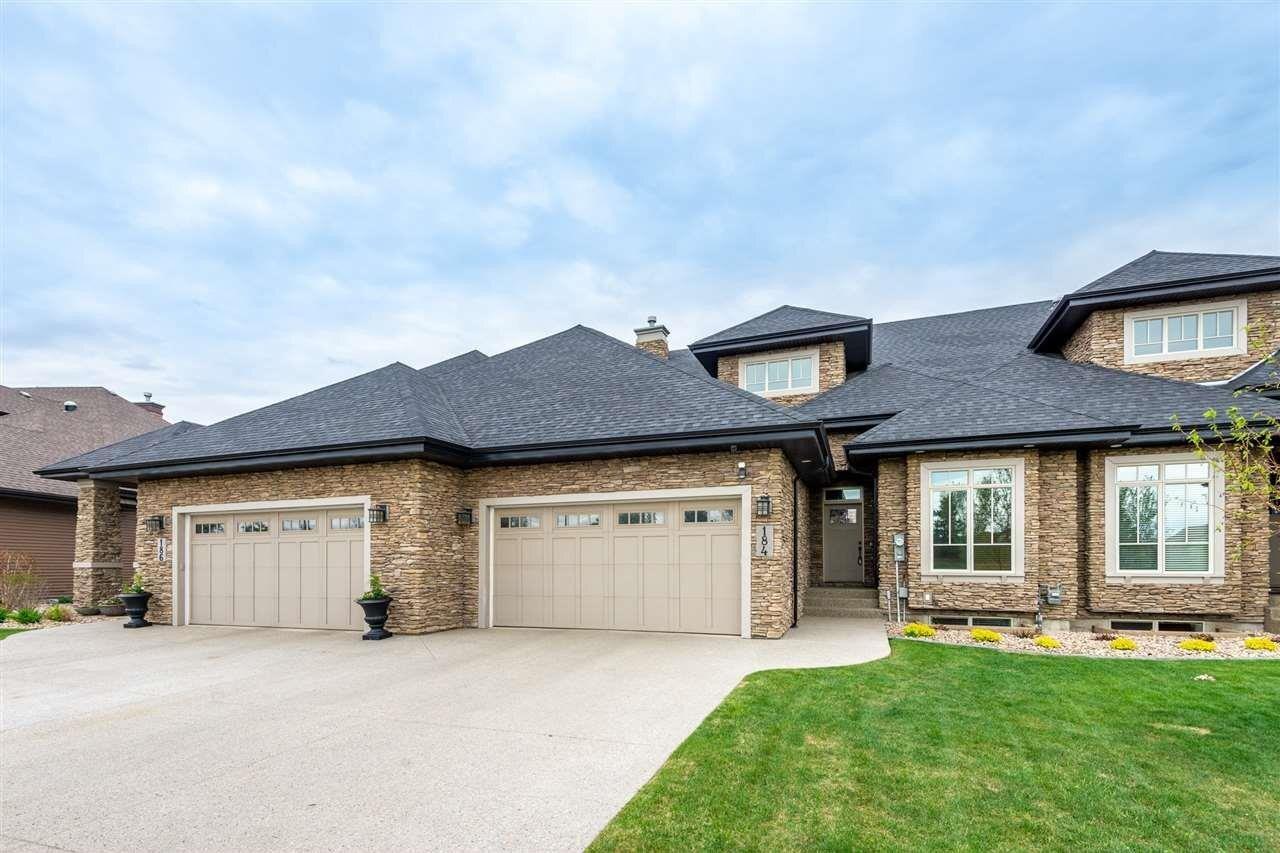 House for sale at 184 Ambleside Dr SW Edmonton Alberta - MLS: E4219954