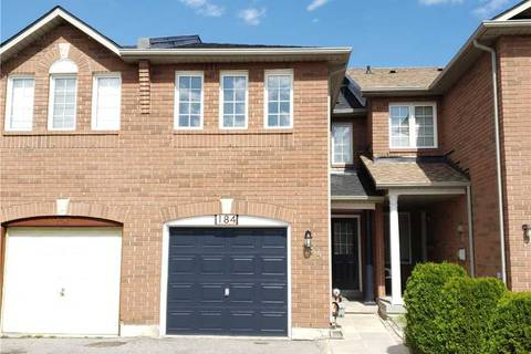 Townhouse for sale at 184 Bonspiel Dr Toronto Ontario - MLS: E4554001