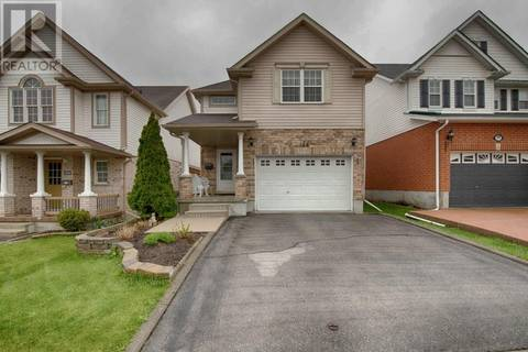 House for sale at 184 Bridlewreath St Kitchener Ontario - MLS: 30734447