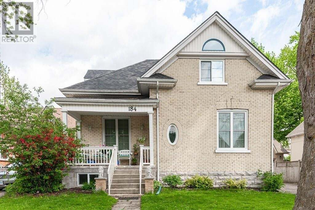 House for sale at 184 Brunswick St Stratford Ontario - MLS: 30809537