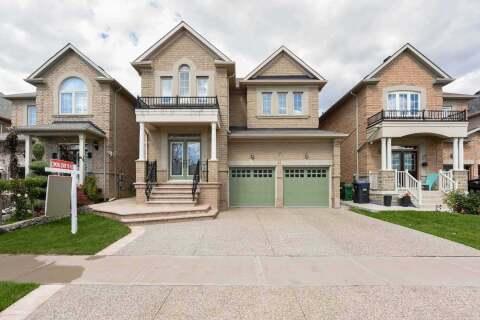 House for sale at 184 Castle Oaks Cross Crct Brampton Ontario - MLS: W4920253