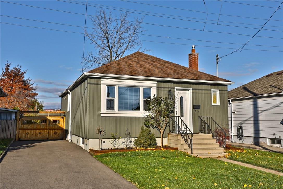 House for sale at 184 Cochrane Road Hamilton Ontario - MLS: X4298562