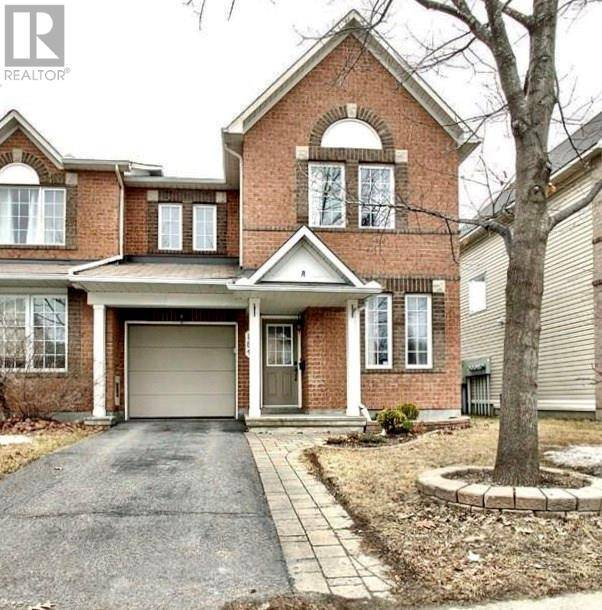 House for sale at 184 Cresthaven Dr Nepean Ontario - MLS: 1186893