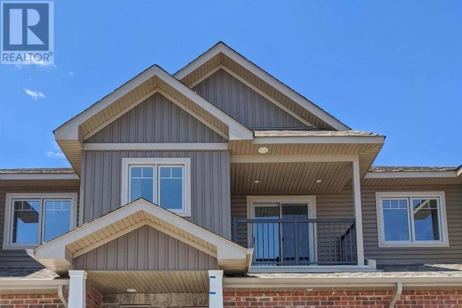 Townhouse for sale at 184 Dr. Richard James Cres Amherstview Ontario - MLS: K19007400