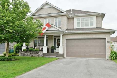 House for sale at 184 Gracewood Cres Ottawa Ontario - MLS: 1198081