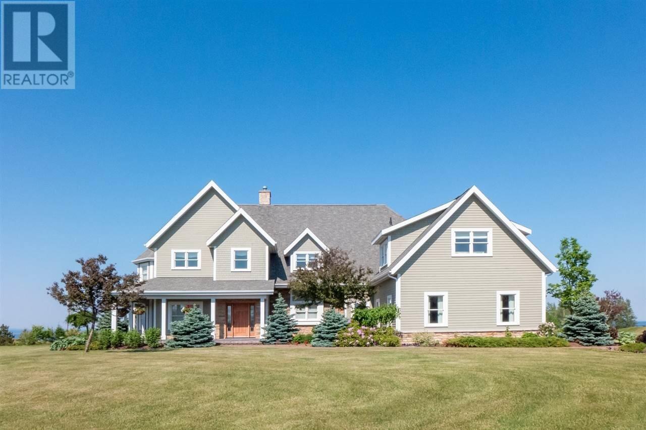 House for sale at 184 Harbourside Dr Fox Harbour Nova Scotia - MLS: 202011067