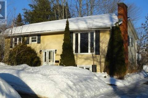 House for sale at 184 Mckeen St Fredericton New Brunswick - MLS: NB021238