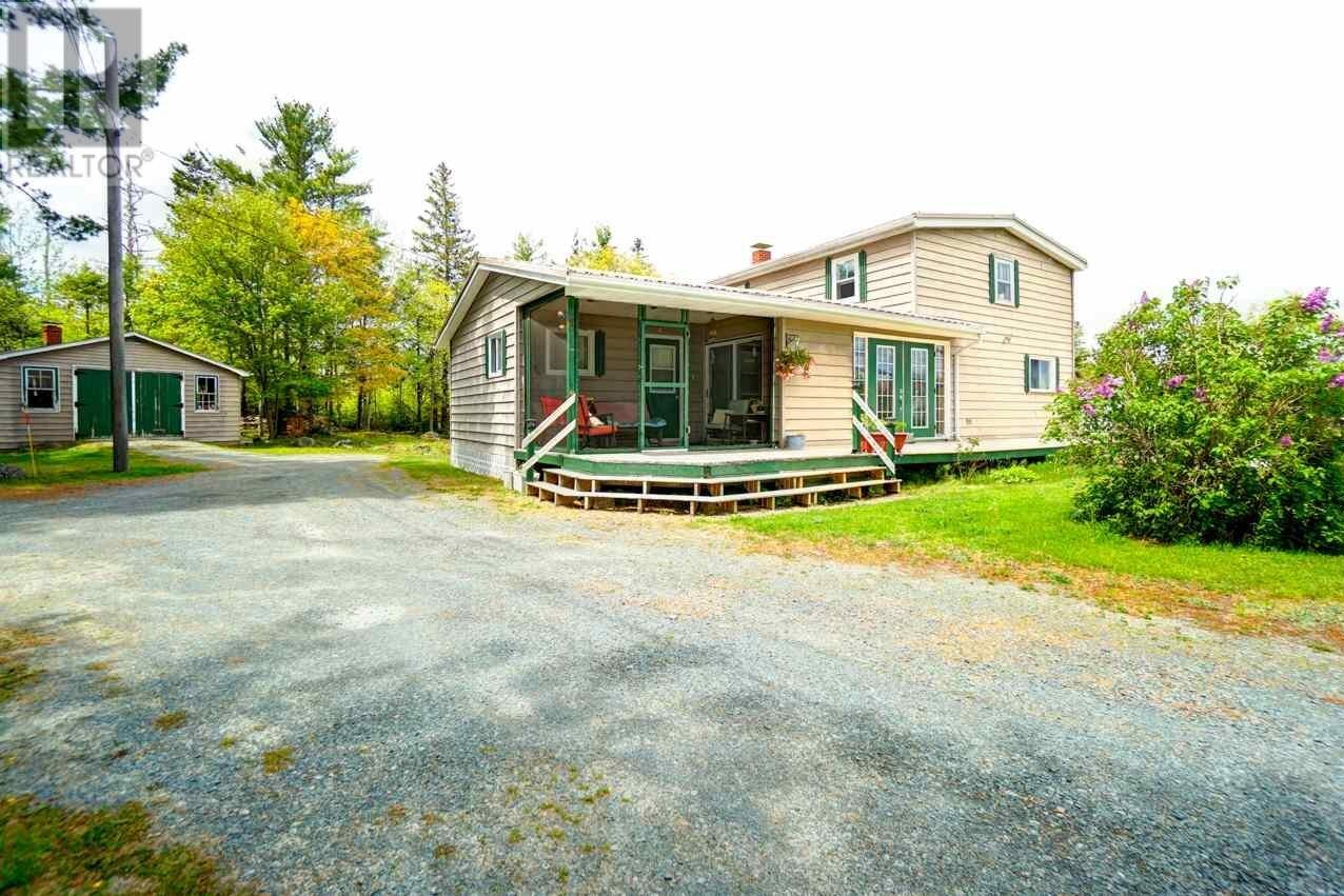 House for sale at 184 Old Port Mouton Rd Liverpool Nova Scotia - MLS: 201926758