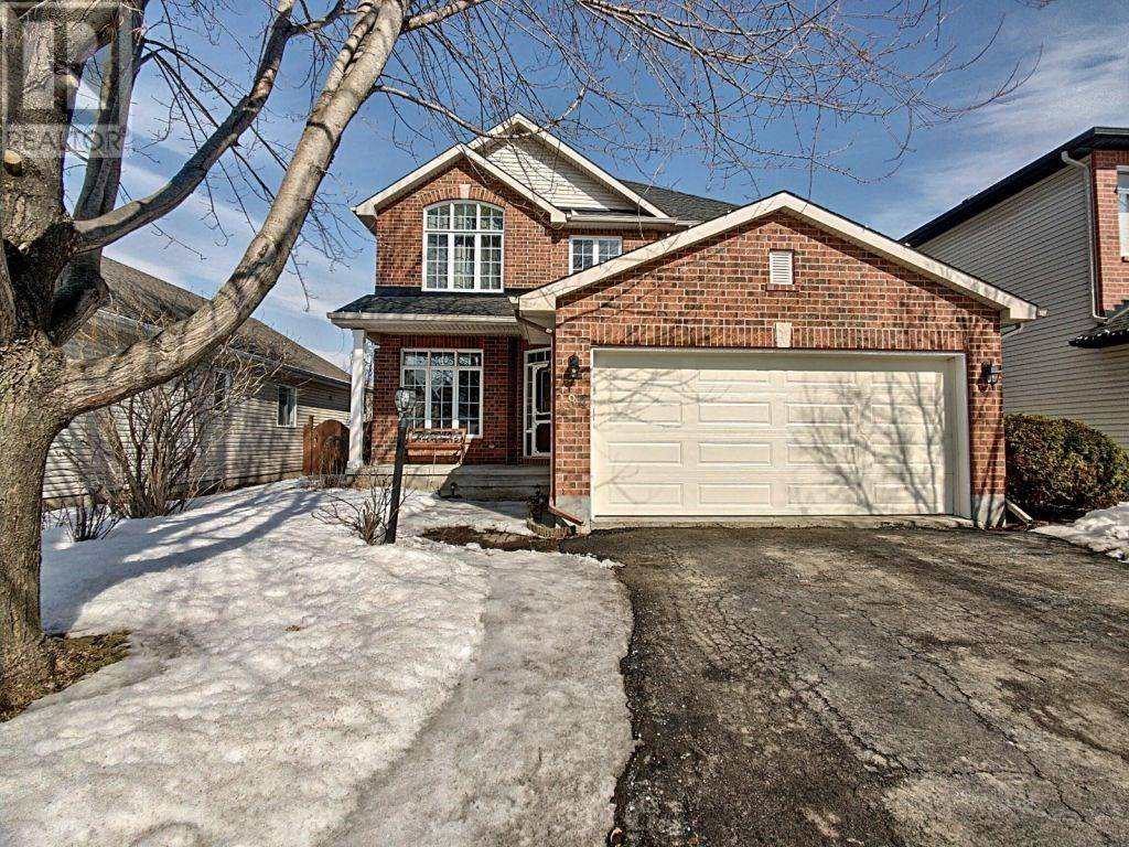 House for sale at 184 Redpath Dr Nepean Ontario - MLS: 1186134